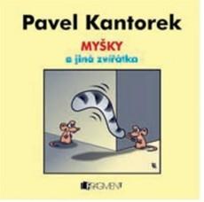 Mysky A Jina Zvirata Vtipy Kantorek Pavel Knihkupectvi Petrkov